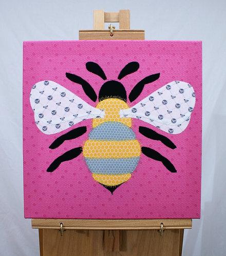 Miss Bumble Queen Pink Honeycomb