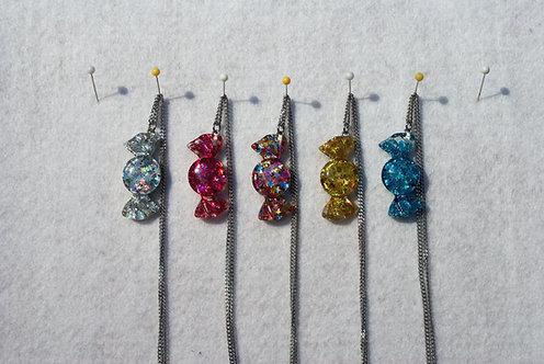 Glitter Candy (Circle)