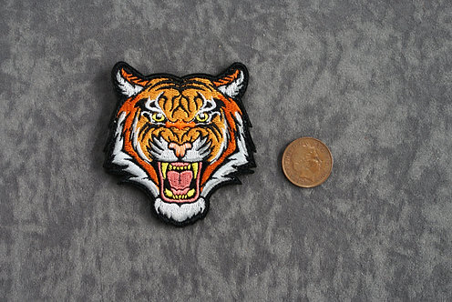 Tiger Sew on Patch