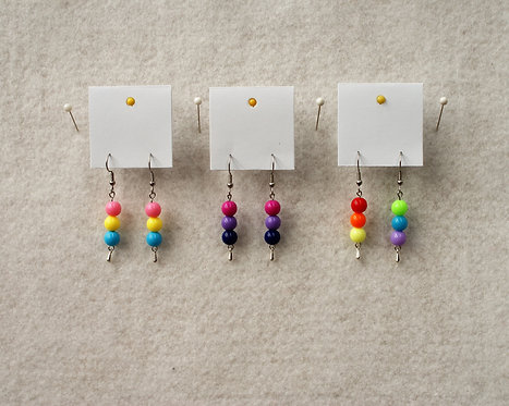 Pride Bead Earrings