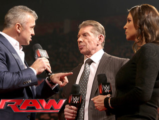 Here Comes the Money; the Return of Shane McMahon