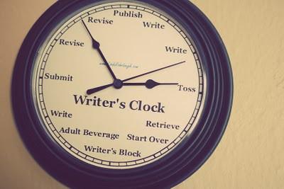 Writer's Clock