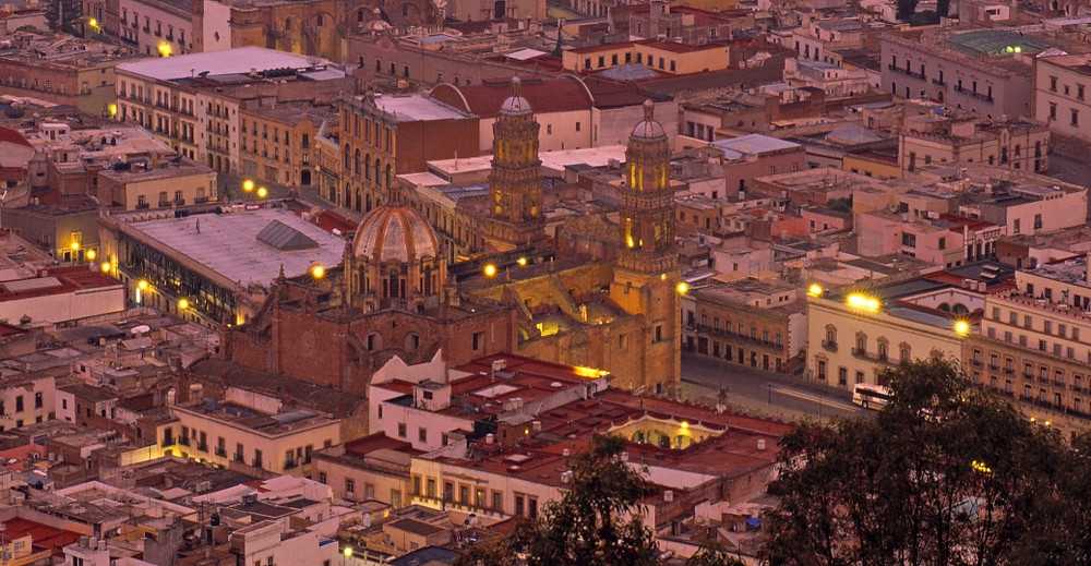 Zacatecas, in all it's wonder.