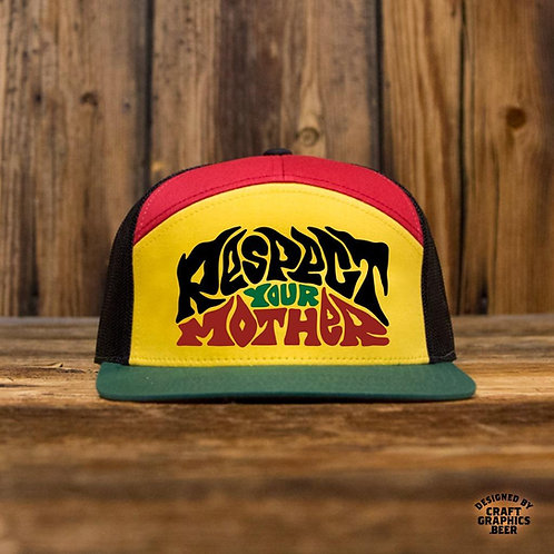 Rasta Respect Your Mother Hat