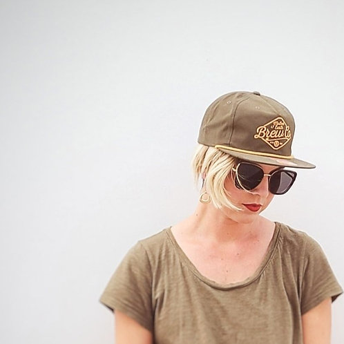 Diamond Logo Snapback Hat