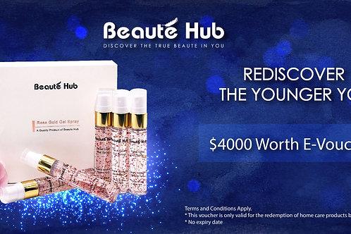 Beautehub Voucher - $4000