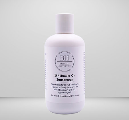 SPF Shower On Sunscreen (236ml)