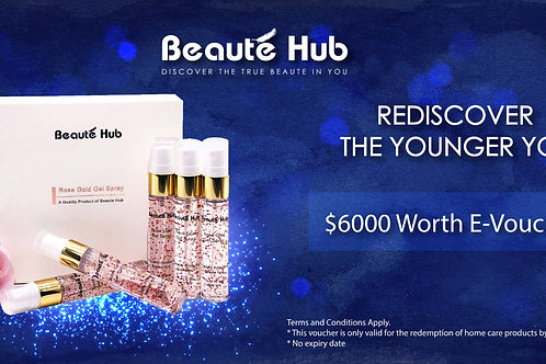 Beautehub Voucher - $6000