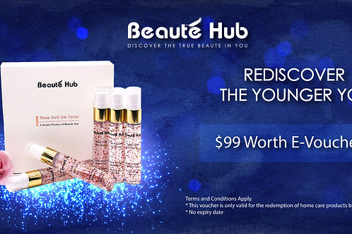 Beaute Hub Voucher - $99