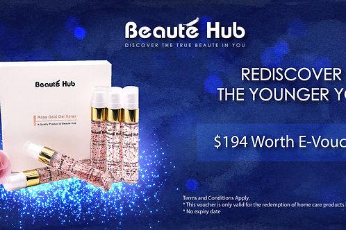 Beautehub Voucher - $194