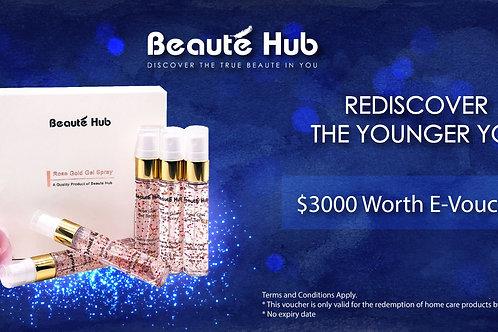 Beautehub Voucher - $3000