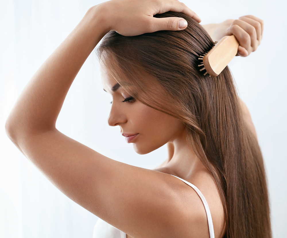 how to look younger - hair care