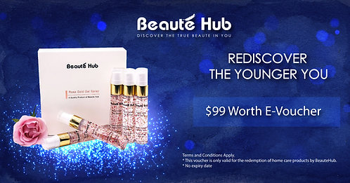 Beautehub E-Voucher $99