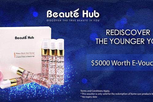 Beautehub Voucher - $5000