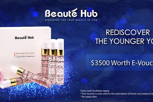 Beautehub Voucher - $3500