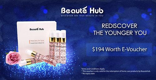 Beautehub E-Voucher $194