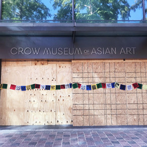 Grants Update: The Crow Museum of Asian Art