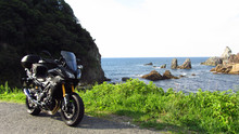 課長のバイクで旅ブログ~兵庫(諸寄・浜坂)鳥取(不動院岩屋堂)~