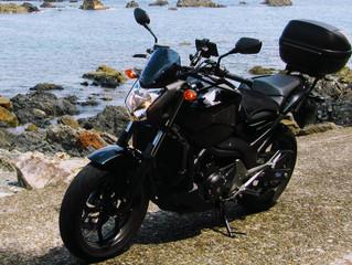バイクで旅ブログ 第三回~石川県山中温泉~