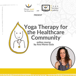 Yoga Therapy for the Healthcare Communit