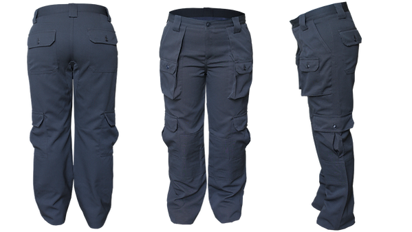 pantalon camuflado en tela galleta colores hecho para los bomberos de cali BOLSILLOS CAMUFLADOS