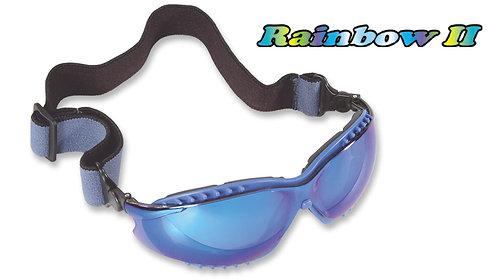 """Gafas con Lente Espejado Azul • Antifog • Banda Elástica • """"Rainbow II"""""""