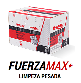 WypAll* FUERZAMAX*