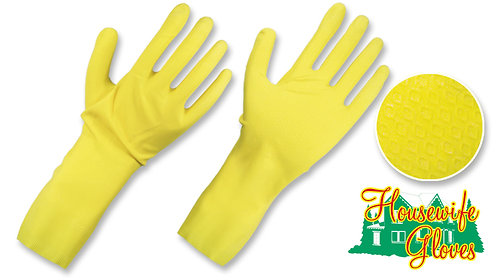 "Guantes de Látex para el hogar • ""Housewife Gloves"""