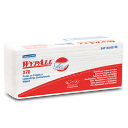 WypAll* X70 Interfold