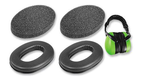 Kit repuestos para protector auditivo tipo copa, ref. 11882020•Juego de 4 piezas