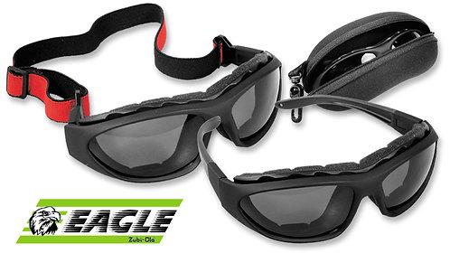 """Gafas Lente Oscuro en Policarbonato • Antifog • Doble Utilidad • """"Eagle"""""""