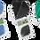 Thumbnail: Mascarilla para polvo• Termosellada• Desechable• Bolsa x 5 unidades• 3 Colores