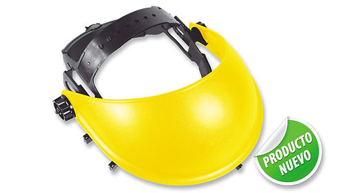 Soporte Ajustable, con ratchet, para visores en policarbonato Refs....