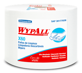 WypAll* X60