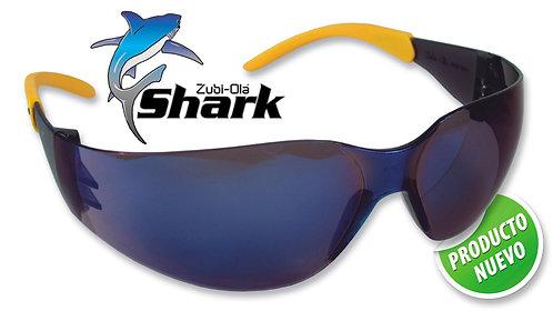 "Gafas con Lente Espejado Oscuro, Sin Anti Fog • ""Shark"""