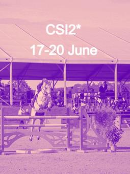 CSI2 * June 17-20