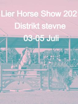 Lier Horse SHow