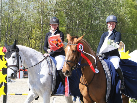 To vinnere i Silver Small Tour finalen