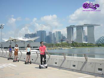 O-Ride Singapore Mini Segway Tours