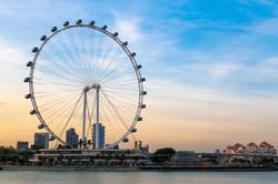 Singapore Ferris Wheel Flyer