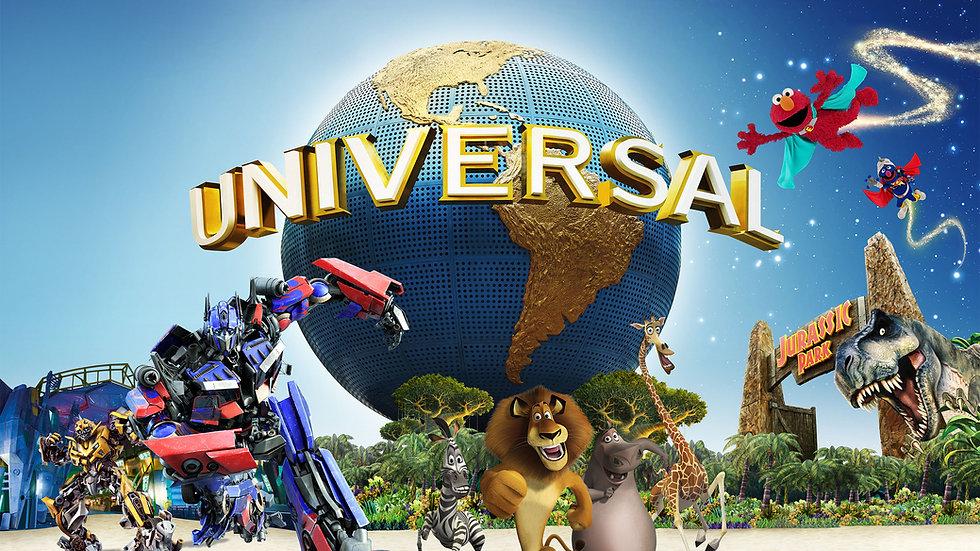 Universal Studios Singapore (USS) Daily Pass