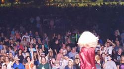 Hollywood Blondie Concert at Santa Clarita
