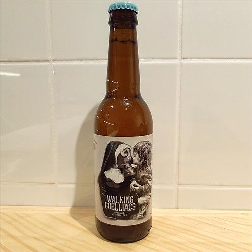 Cerveza Calavera Walking Coelliacs Pale Ale - Sin Gluten -
