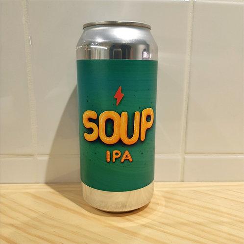 Cervesa Garage Beer Co - Soup - NEIPA