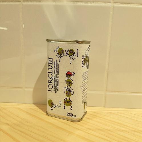 Oli d'Oliva Verge Extra Ecològic Torclum 250ml