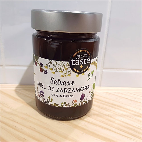 Miel Salvaxe Ecológica de Zarzamora