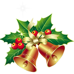christmas_bells_with_mistletoe_ornament_