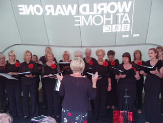 BBC WW1 at Home Event