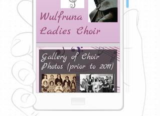 Mobile version of website now online