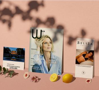 W Mag - Magazine de luxe à Marseille et en Provence